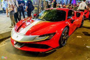 Siêu xe mạnh nhất của Ferrari tại Việt Nam của gì đáng chú ý?
