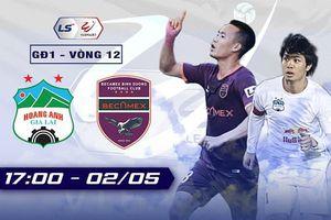 5 điểm nhấn vòng 11 và lịch thi đấu vòng 12 V League 2021