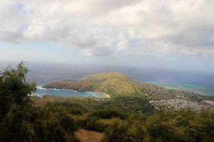 Chinh phục Koko Head- miệng núi lửa đã tắt ở đảo Oahu (Hawaii)