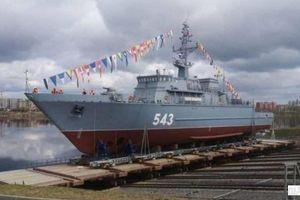 Hạm đội Thái Bình Dương Nga sẽ có thêm tàu quét mìn 'võ công cao cường'