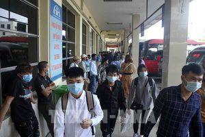 Quản lý bến xe tại Hà Nội: Bài 1 - Mạnh tay xử lý vi phạm trá hình