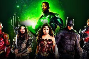 Cảnh cuối của 'Zack Snyder's Justice League' đáng ra đã có tới 2 Green Lantern?