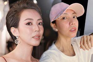 Thu Trang tiêm mỡ lên mặt, giờ trẻ đẹp đúng chuẩn Hoa hậu làng hài