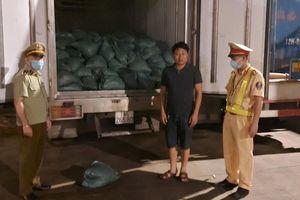 Quảng Ninh: Phát hiện và thu giữ nhiều thực phẩm không rõ nguồn gốc