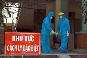 Hà Nam: Một thanh niên nhiễm Covid-19 sau khi hoàn thành cách ly