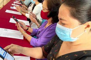 22.000 người dân TP.HCM dùng mã QR lập hồ sơ sức khỏe điện tử