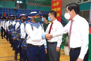 TP.Vũng Tàu: Thực hiện tốt công tác tuyển chọn, gọi công dân nhập ngũ