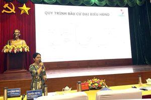 Tập huấn kỹ năng cho người ứng cử đại biểu Quốc hội, đại biểu HĐND tỉnh