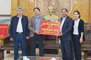Cựu chiến binh Nguyễn Văn Sơn: Doanh nhân gương mẫu, sản xuất, kinh doanh giỏi