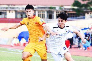 Vòng 11, LS V.League 1: Hoàng Anh Gia Lai xây chắc ngôi đầu