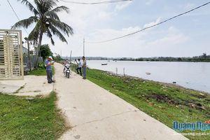 Đường ven biển Dung Quất - Sa Huỳnh:Điều chỉnh để phát huy hiệu quả