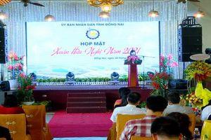 Kiều bào tỉnh Đồng Nai đóng góp quan trọng trong các hoạt động đối ngoại nhân dân của tỉnh