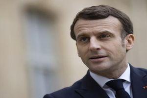Pháp công bố kế hoạch củng cố các điều khoản luật chống khủng bố