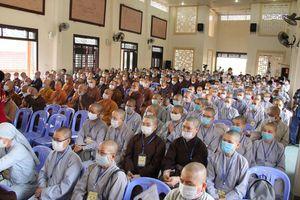 Thừa Thiên Huế: Khai mạc khóa bồi dưỡng nghiệp vụ thông tin truyền thông Phật giáo