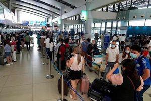 Lắp bổ sung 4 máy soi chiếu an ninh tại sân bay Nội Bài