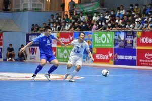 Giải Futsal HDBank VĐQG 2021: Sahako vô địch lượt đi