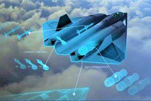 Hậu duệ của chiến đấu cơ tàng hình F-22 lộ diện