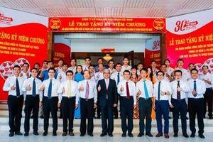 Vedan Việt Nam tri ân 139 nhân viên gắn bó 20 - 25 năm