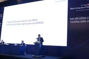 ĐHCĐ Ngân hàng Bản Việt: tăng vốn điều lệ tối đa thêm 1.052 tỷ đồng