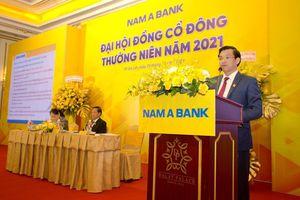 ĐHCĐ Nam A Bank (NAB): Chia cổ tức 14,68%, niêm yết cổ phiếu trên sàn HOSE