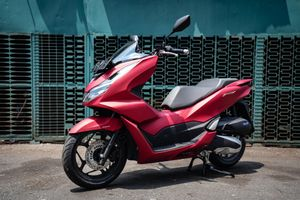 Honda PCX 160 đầu tiên về Việt Nam
