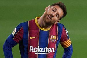 Barca thua ngược Granada tại Camp Nou