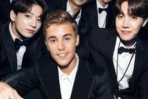 Justin Bieber hợp tác với BTS
