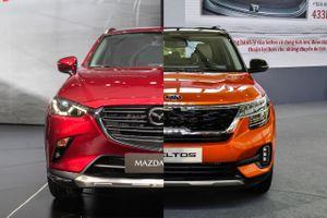 Tầm giá hơn 600 triệu, chọn Mazda CX-3 hay Kia Seltos?