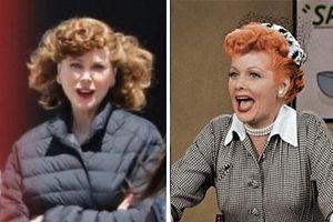 Vai danh hài của Nicole Kidman bị phản ứng