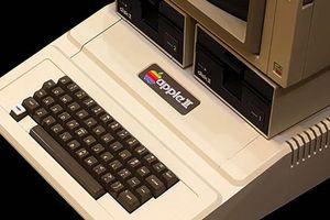 Bảo tàng ở Nga vẫn dùng máy tính Apple tuổi đời hơn 30 năm