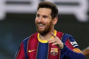 'Messi vẫn hay nhất La Liga'