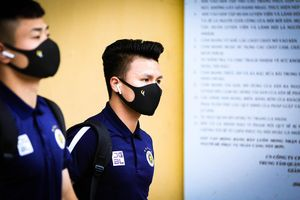 Vòng 12 V.League 2021: HAGL tách tốp, SLNA gặp khó