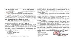 TP Đồng Xoài (Bình Phước): Thông báo khẩn vì có 3 người đi chung máy bay bệnh nhân 2910
