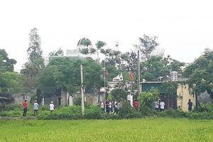 Đã bắt giữ đối tượng gây ra thảm án tại Nghệ An