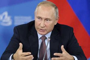 Ông Putin: 'Lời ra tiếng vào' về Dòng chảy Phương Bắc 2 là cạnh tranh không lành mạnh