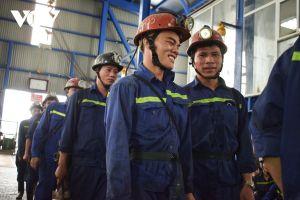 Công nhân vùng mỏ sẵn sàng đi bầu cử
