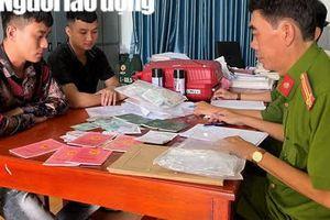 CLIP: Công an Phú Quốc truy quét tín dụng đen