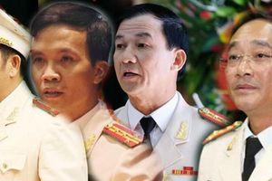 Chân dung 4 giám đốc công an tỉnh vừa được điều động và bổ nhiệm