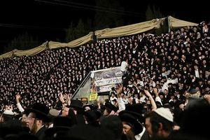 Giẫm đạp kinh hoàng ở Israel, ít nhất 44 người chết