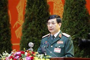 35 tướng lĩnh, sỹ quan Quân đội ứng cử Đại biểu Quốc hội khóa XV
