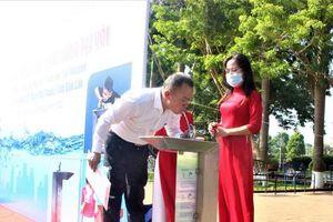 Nhiều trụ nước uống miễn phí lần đầu xuất hiện tại Đắk Lắk