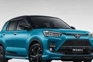 Toyota Raize ra mắt tại Indonesia, sẽ xuất khẩu từ tháng 8/2021