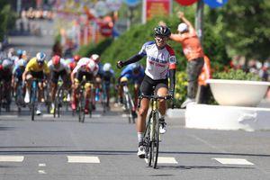 Giải xe đạp TH TP.HCM: Không bất ngờ ở chặng áp chót