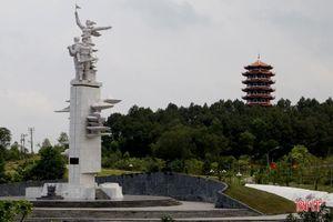 Ngã ba Đồng Lộc - vẹn nguyên miền ký ức
