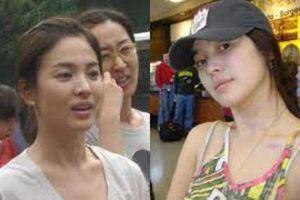 Song Hye Kyo lộ nhan sắc thật qua ống kính người qua đường, truyền thông bàng hoàng trước tấm ảnh số 4