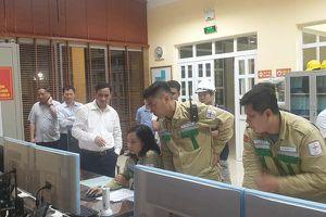 Đóng điện công trình lắp máy biến áp số 2 trạm biến áp 500 kV Việt Trì
