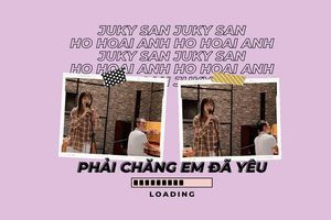 Hồ Hoài Anh đệm đàn cho Juky San hát live 'Phải chăng em đã yêu' thế nào mà khiến fan bấn loạn thế này?