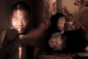 Hữu Vi hóa sát nhân biến thái, đối đầu nam thần 'Mắt biếc' Trần Phong trong series tội phạm - kinh dị mới