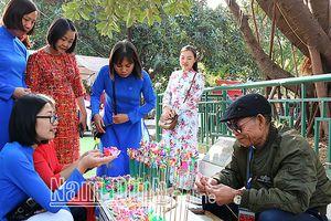 Nam Định: Đẩy mạnh các hoạt động trải nghiệm tìm hiểu di sản văn hóa