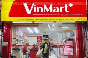 Đóng cửa 744 điểm bán không hiệu quả, bình quân mỗi ngày VinMart thu 80 tỷ đồng, lãi gộp 18 tỷ đồng